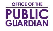 lasting power of attorney office of the public guardian