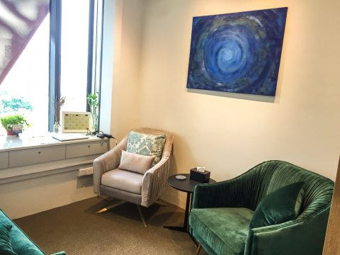 Mind Care Therapy Suites - one of the therapy rooms